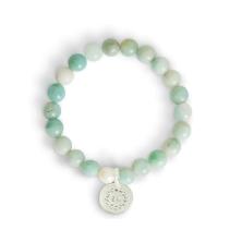 Aska Maternity Movement Bracelet-Amazonite Silver (NEW)