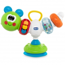Chicco Phil the Caterpillar Highchair Toy