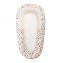 Purflo Cover For Sleep Tight Baby Bed-Botanical