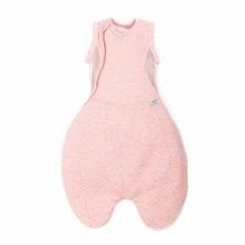 Purflo Swaddle To Sleep Bag 2.5 Tog 0-4m All Seasons-Shell Pink (NEW)