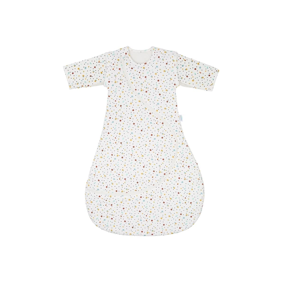 Purflo Baby Sleep Bag 2.5 Tog 3-9m-Scandi Spot (NEW)