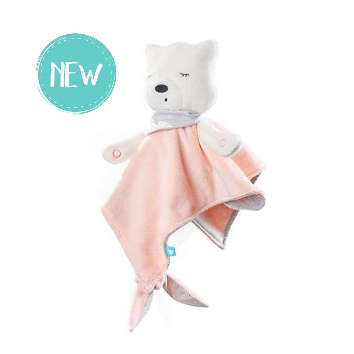 myHummy Doudou Sleep Sensor-Pink (NEW)