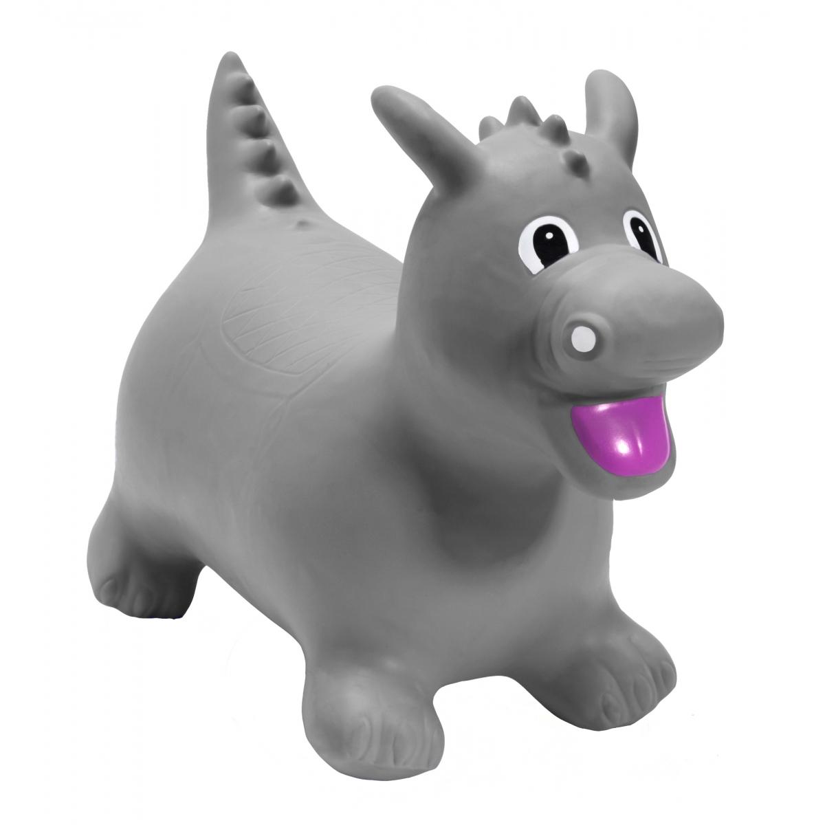 Happy Hopperz Grey Dragon (NEW)