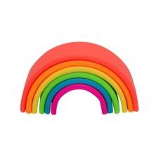 Dena Silicone Toy-My First Rainbow Neon (NEW)
