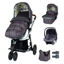 Cosatto Giggle 3 Marvellous Bundle-Fika Forest