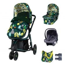 Cosatto Giggle 3 Marvellous Bundle-Into The Wild