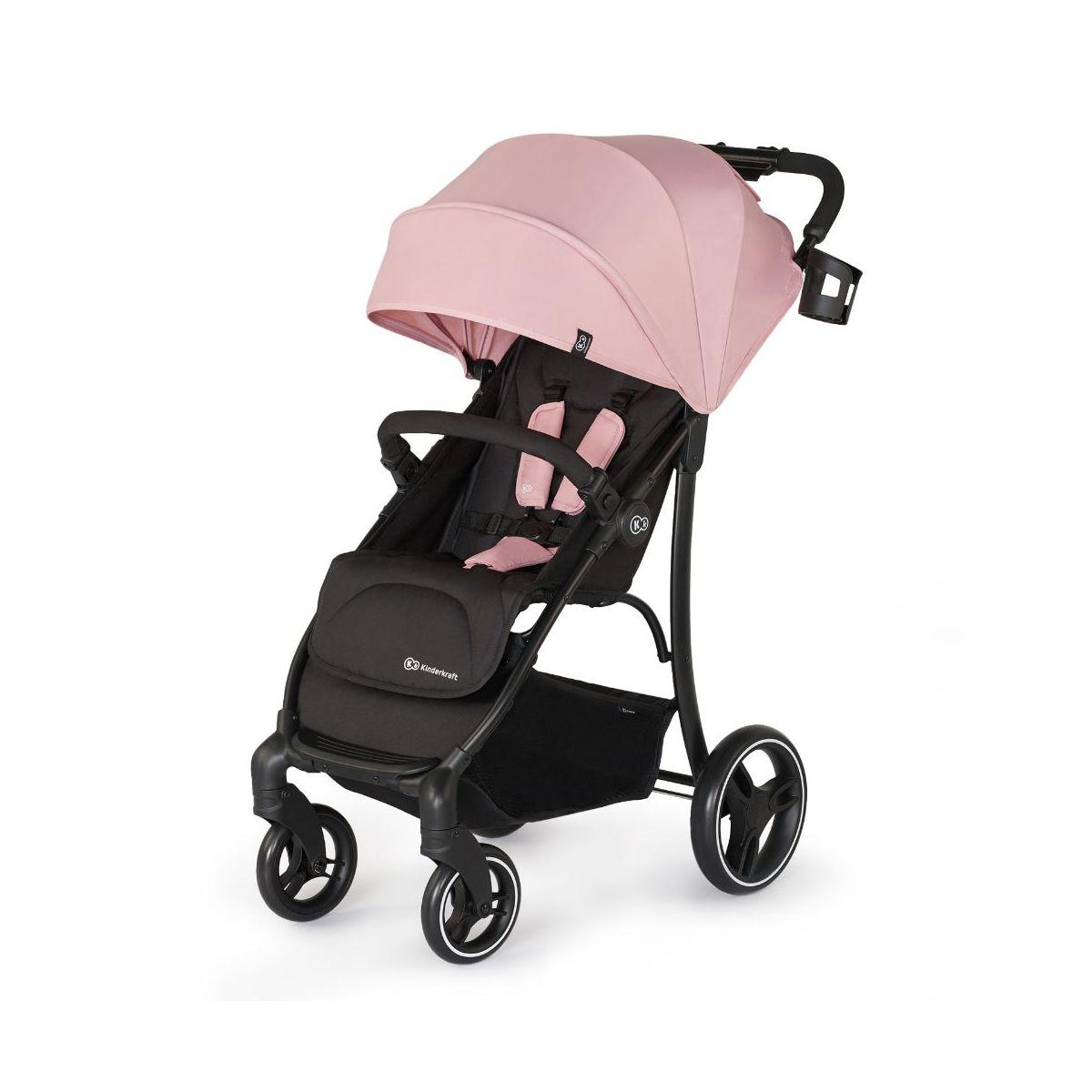 Kinderkraft Trig Pushchair-Pink