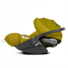 Cybex Cloud Z i-Size Plus Group 0+ Car Seat-Mustard Yellow (2021)