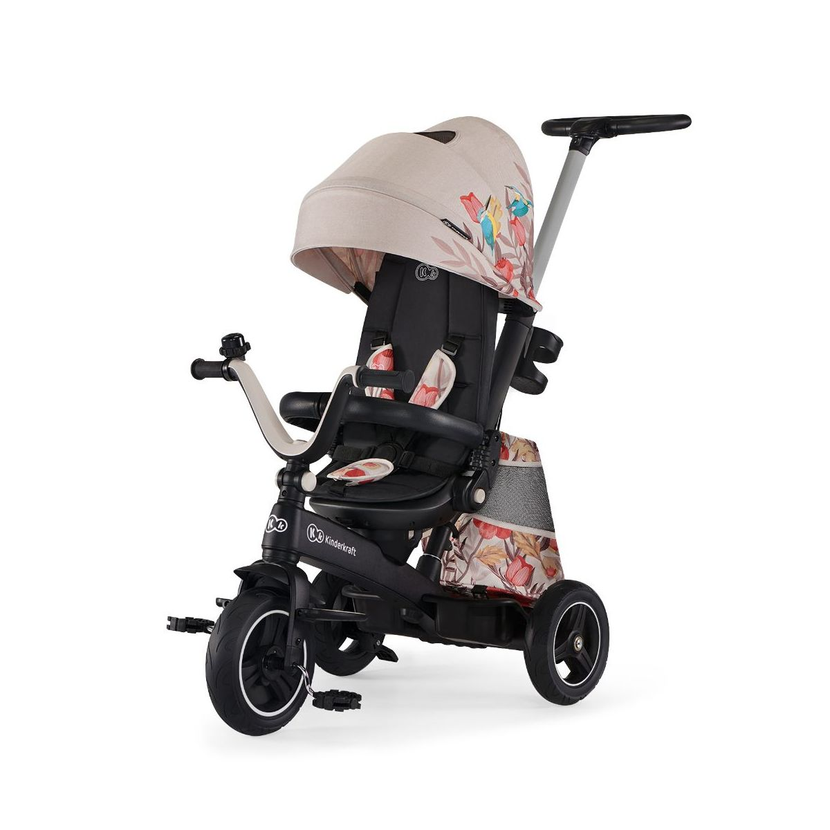 Kinderkraft Freedom Collection Easytwist Tricycle