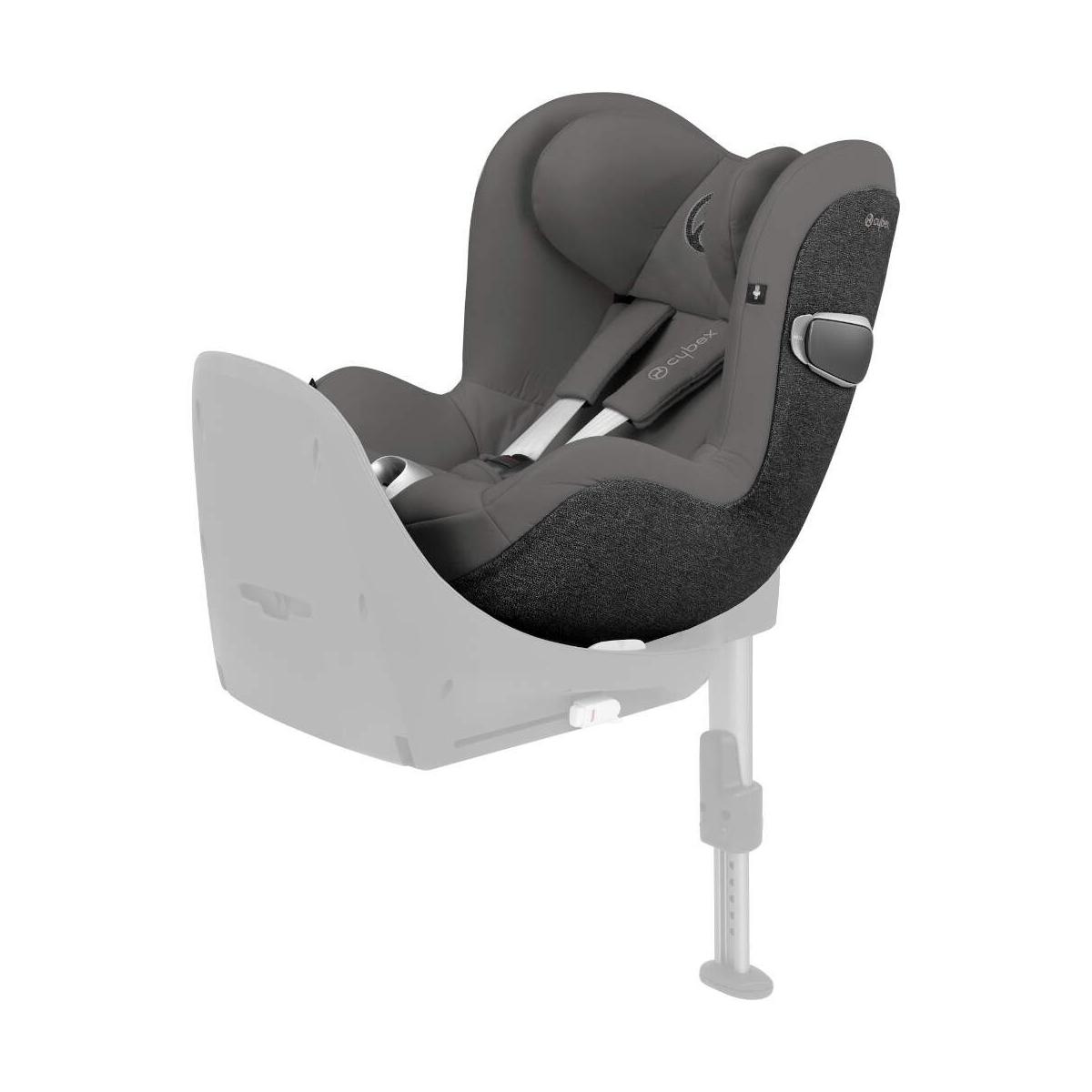 Cybex Sirona Z i-Size Group 0+/1 Car Seat-Soho Grey (2021)