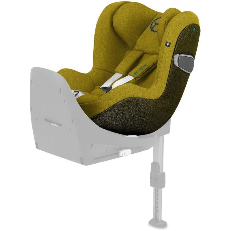 Cybex Sirona Z i-Size Plus Group 0+/1 Car Seat-Mustard Yellow (2020)