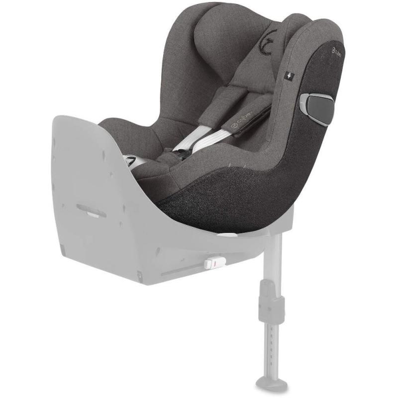 Cybex Sirona Z i-Size Plus Group 0+/1 Car Seat-Soho Grey (2020)