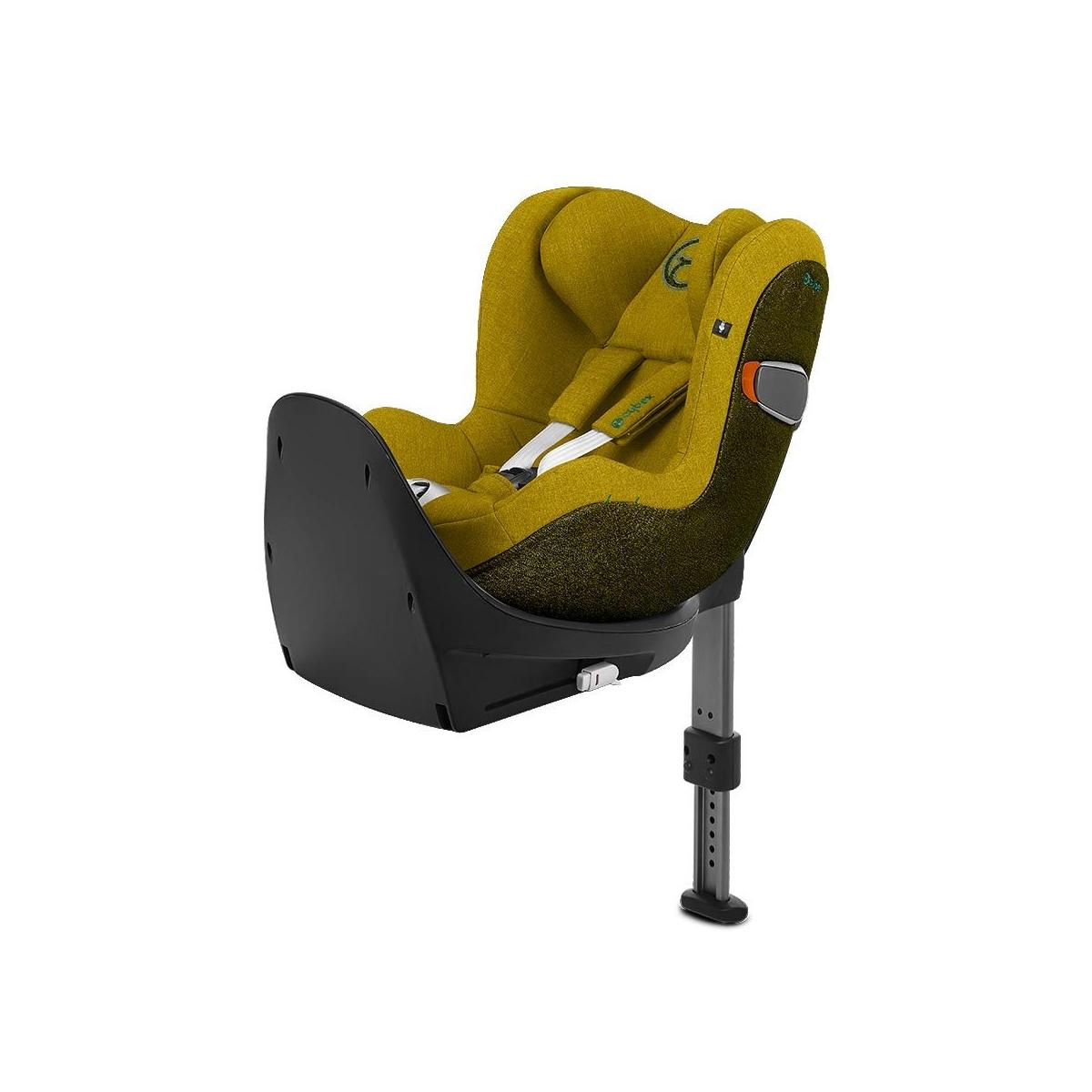 Cybex Sirona Zi i-Size Plus Group 0+/1 Car Seat-Mustard Yellow (2021)