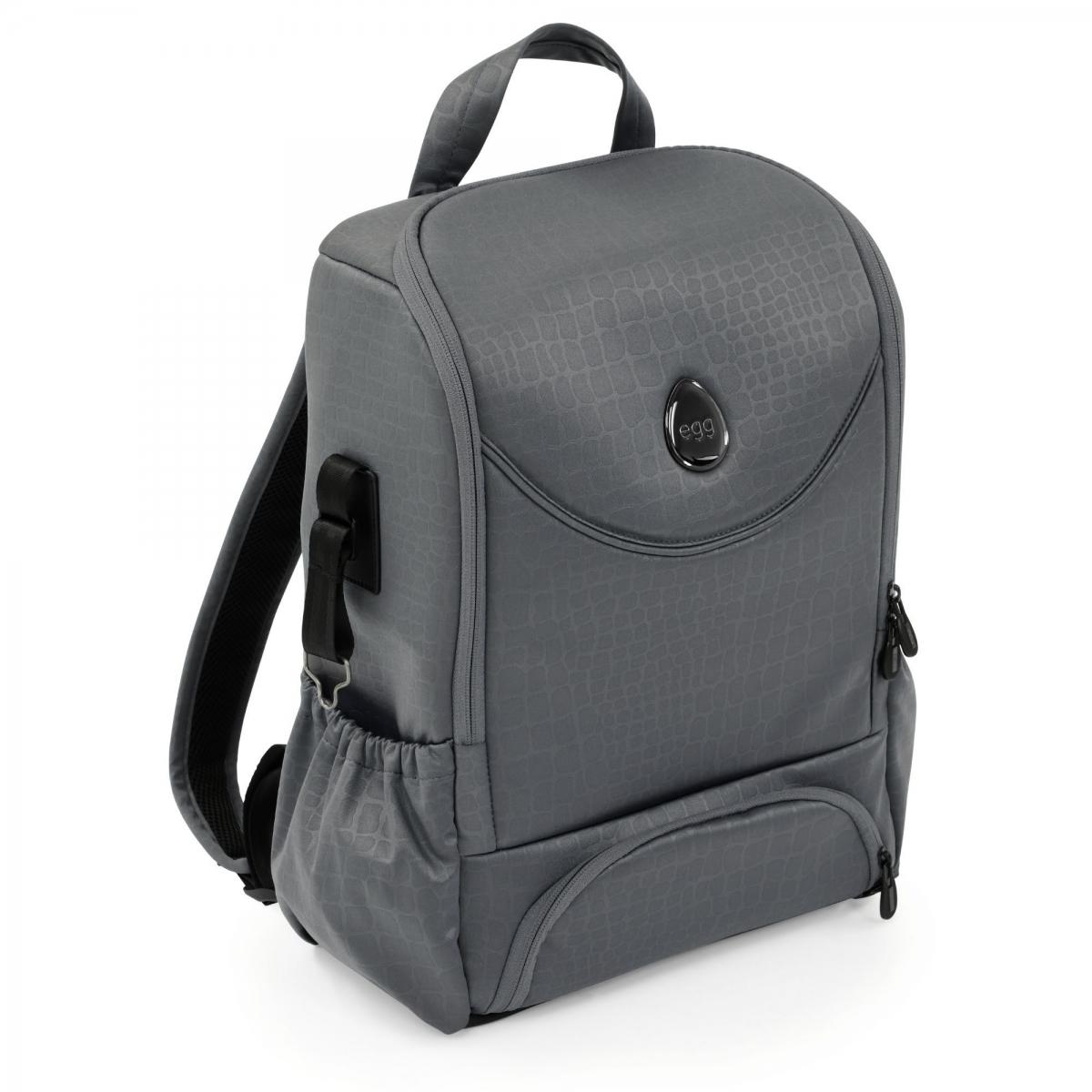 egg® 2 Backpack-Jurassic Grey (NEW)