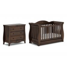 Boori Sleigh Royale 2 Piece Roomset-Coffee (2021)
