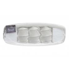 Boori Babysafe Pocket/Fibre Spring Cot Bed Mattress 132cm x 70cm (2021)