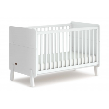 Boori Natty Cot Bed-White (2021)