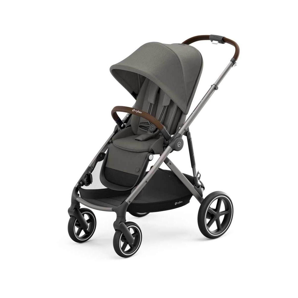 Cybex Gazelle S Pushchair-Taupe/Soho Grey (2021)