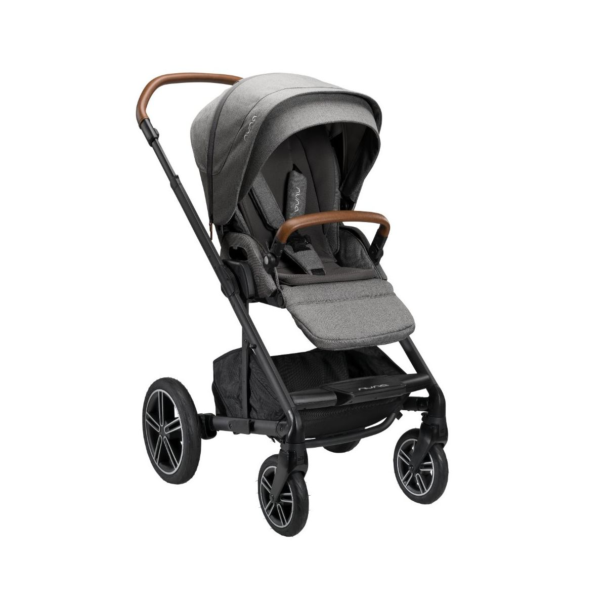 Nuna Mixx Next Stroller-Granite (New)