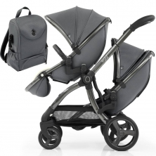 egg® 2 Special Edition Tandem Stroller-Jurassic Grey (NEW)