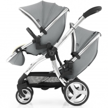 egg® 2 Tandem Stroller-Monument Grey (NEW)