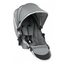 egg® 2 Tandem Seat-Monument Grey (NEW)