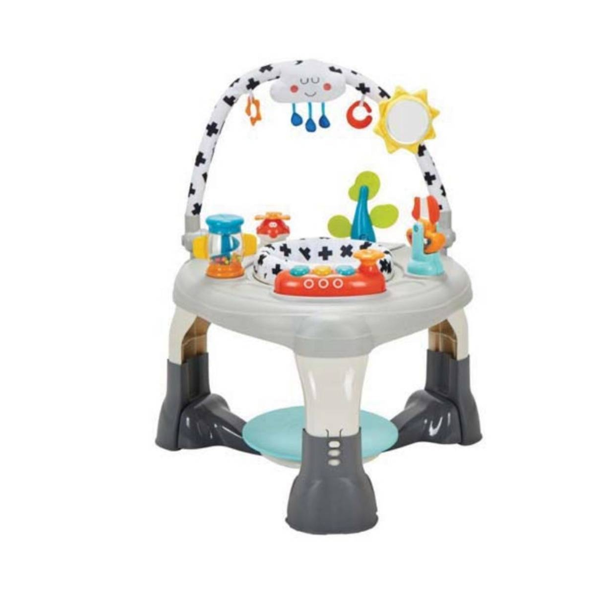 My Child My Lovely World 3 In 1 Activity Centre, Bouncer & Play Table (NEW)