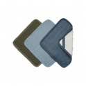 Fabelab 3 Pack Washcloths-Coastal (NEW)
