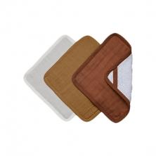 Fabelab 3 Pack Washcloths-Wood (2020)