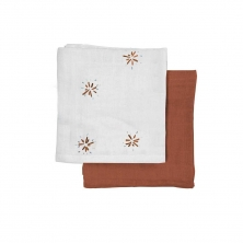 Fabelab Muslin Cloth - 2 pack -Dandelion (2020)