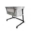 My Babiie Closer Bedside Crib-Marble (MBBC2MG)