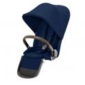 Cybex Gazelle S Seat Unit-Taupe/Navy Blue (2021)