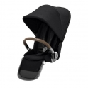 Cybex Gazelle S Seat Unit-Taupe/Deep Black (2021)
