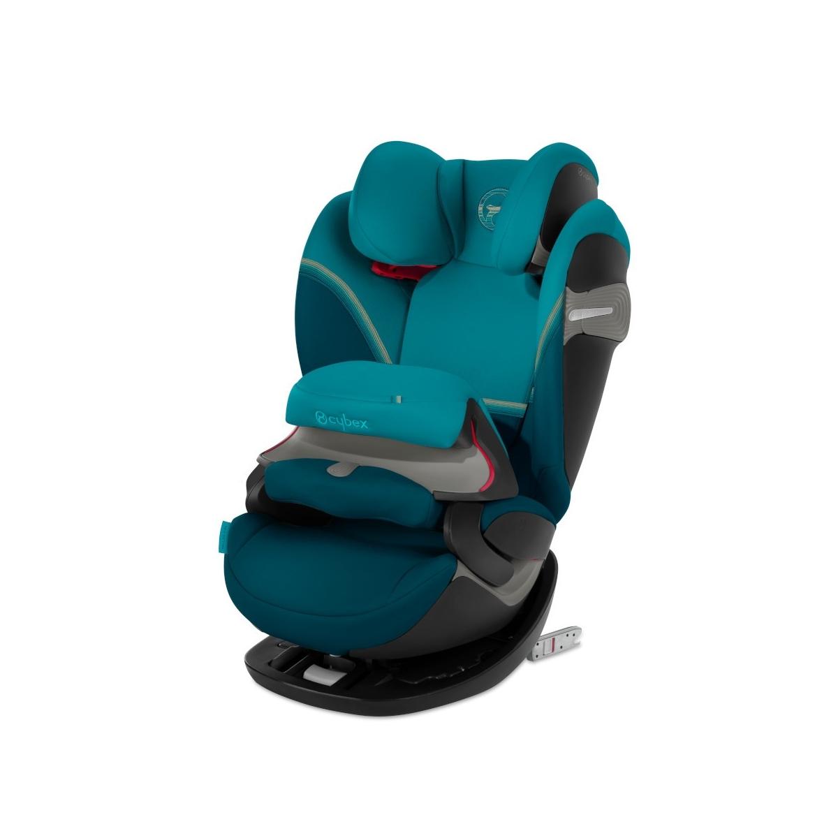 Cybex Pallas S-Fix ISOFIX Car Seat-River Blue (2021)