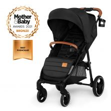 Kinderkraft Grande 2020 Pushchair-Black