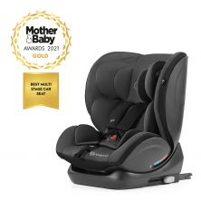 Kinderkraft MyWay Group 0/1/2/3 Car Seat with ISOFIX Base-Black