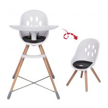 Phil and Teds Poppy Highchair-Wooden