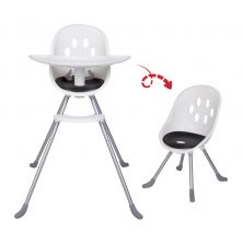 Phil and Teds Poppy Highchair-Metal