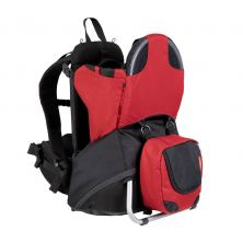 Phil and Teds Parade Baby Carrier-Chilli/Black