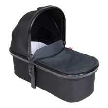 Phil and Teds Snug Carrycot-Black