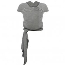 Izmi Essential Baby Wrap-Mid Grey (NEW)
