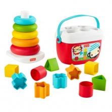Fisher Price Eco Friendly Gift Set (NEW)