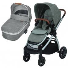 Maxi Cosi Adorra 2in1 With Oria Carrycot-Nomad Grey