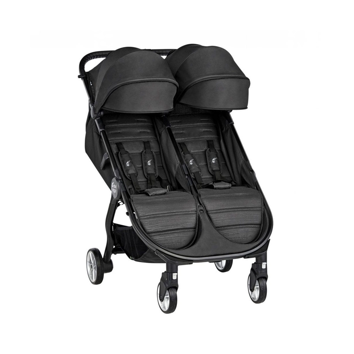 Baby Jogger City Tour 2 Double Stroller-Pitch Black