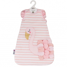 Bizzi Growin 2.5 Tog Sleeping Bag 0-6 Months-Flora the Flamingo (NEW)