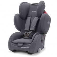 Recaro Young Sport Hero Group 1/2/3 Car Seat-Simply Grey (NEW 2021)
