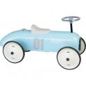 Vilac Classic Ride On Metal Car-Light Blue (NEW)