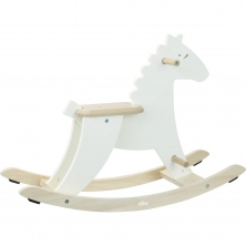 Vilac Rocking Horse-White (NEW)