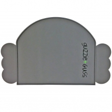 Guzzie & Guss Perch Silicone Placemat-Grey (NEW)