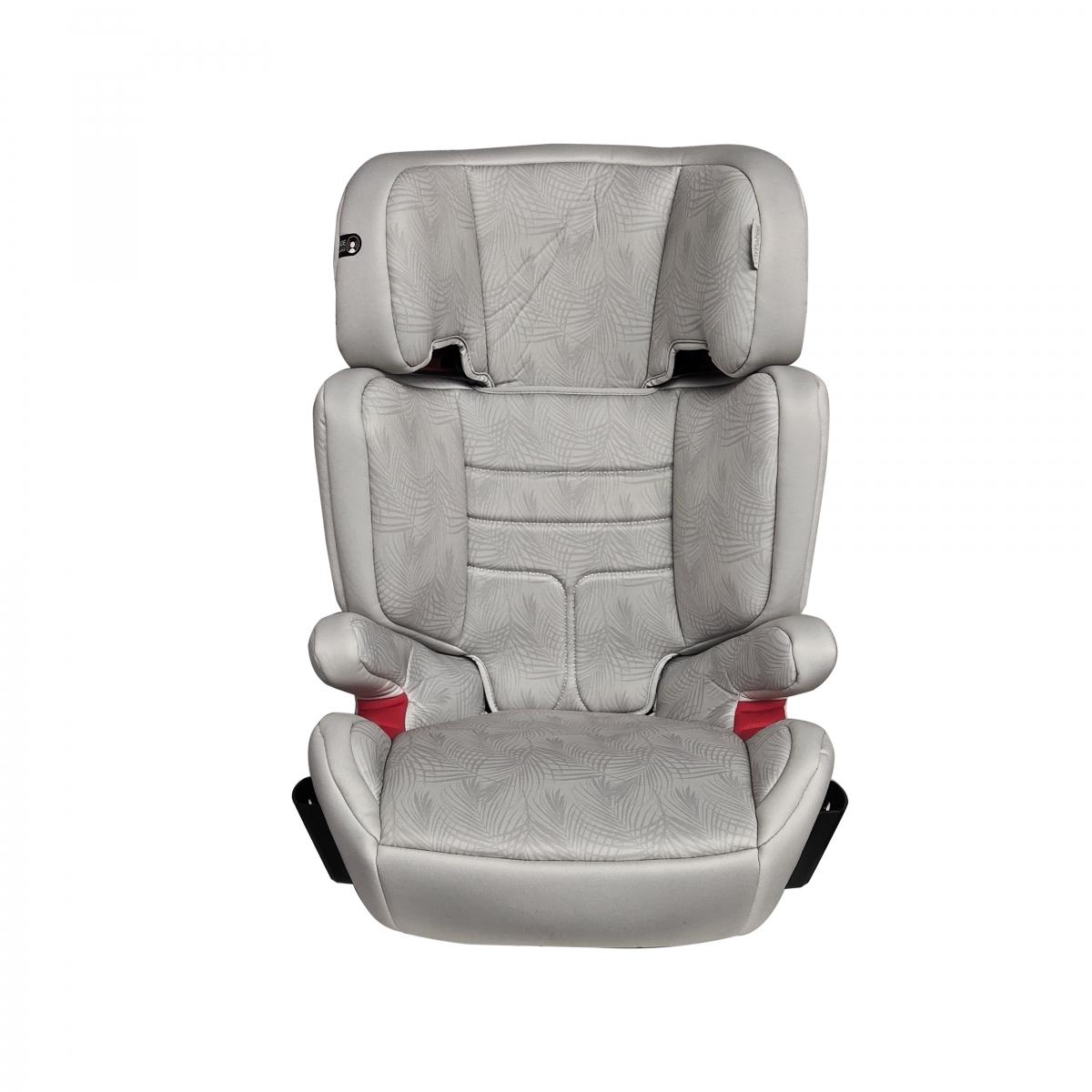 My Babiie Dreamiie Group 2/3 Car Seat-Grey Tropical (MBCS23SFGT)